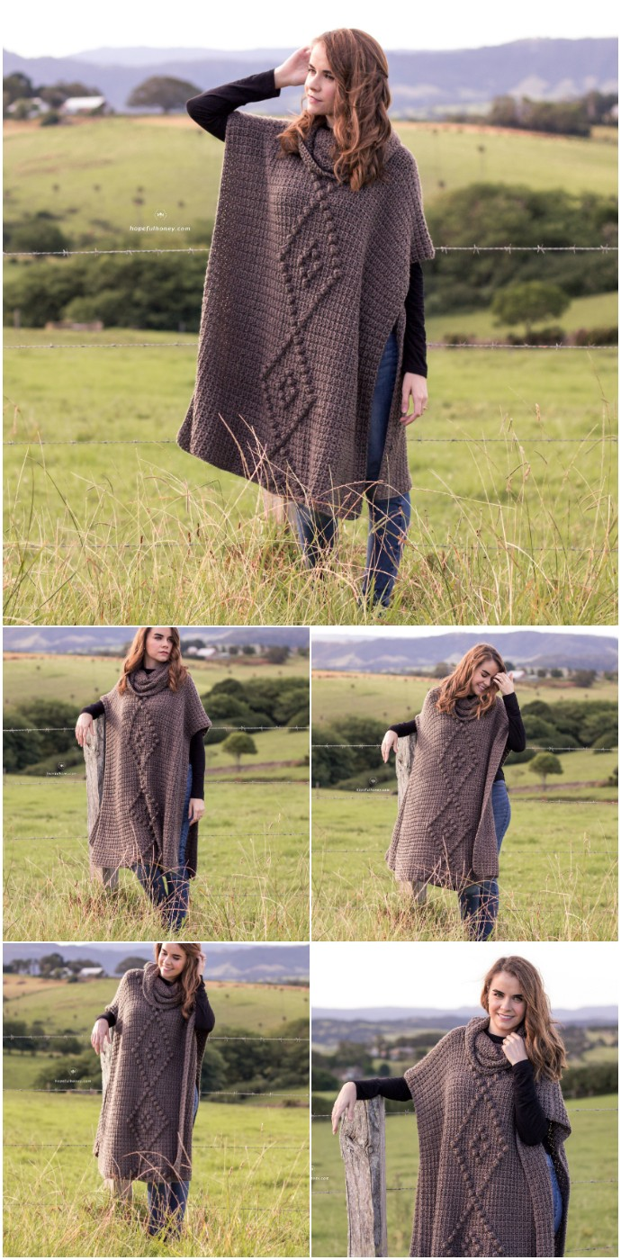 Are you looking for some free crochet patterns that should be perfect for both summer and winter seasons? Then look at this post on free crochet poncho patterns to hit this season.
