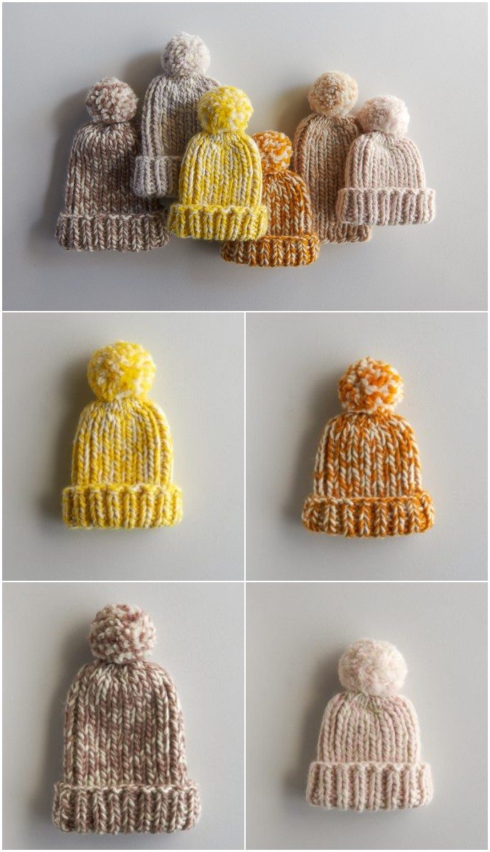 Free Crochet Snow Day Hat in New Colors