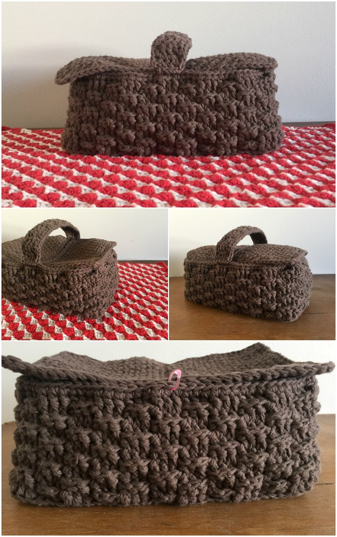 Picnic Time Free Crochet Pattern