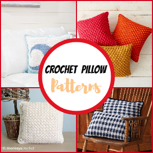 Crochet Pillow Patterns