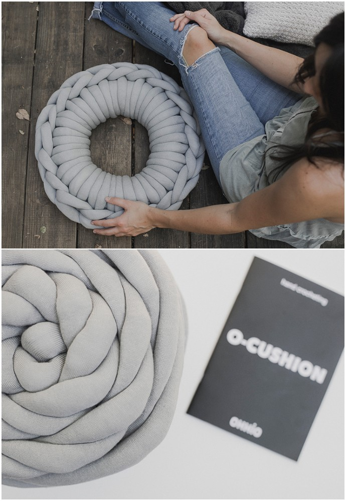 Free Crochet The Ohhio O-cushion