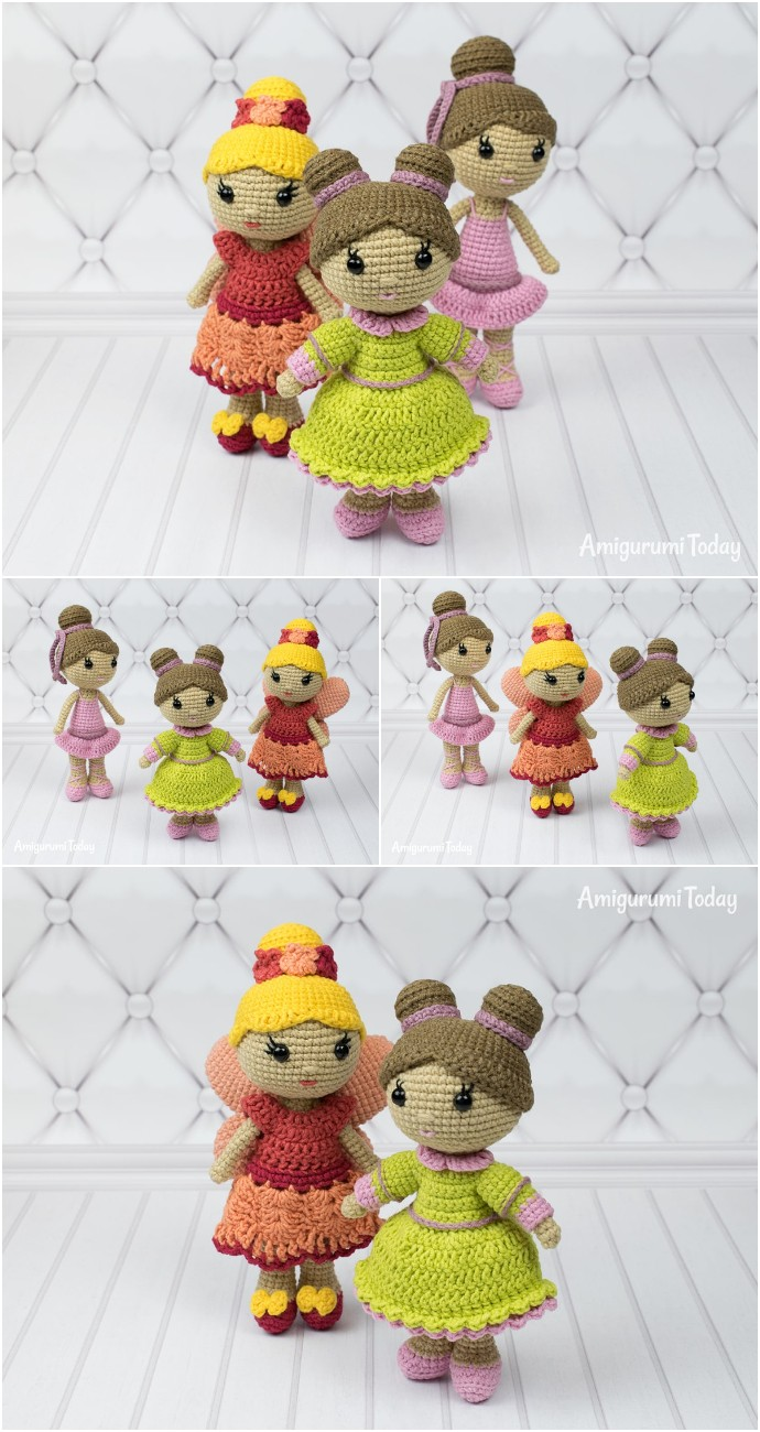 34+ Wonderful Free Crochet Monkey Pattern - crochetnstyle.com | 1300x690