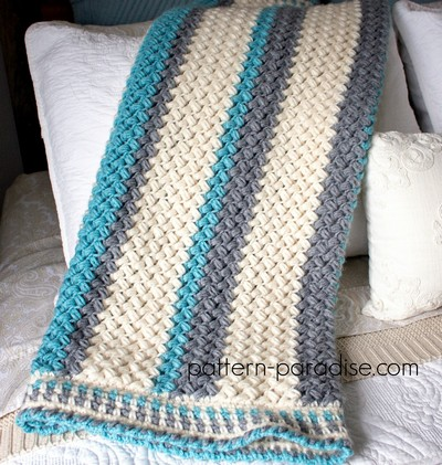 Pillow Soft Throw Blanket