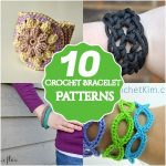 Crochet Bracelet Patterns