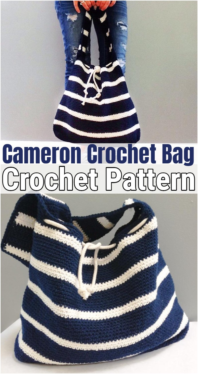 Cameron Crochet Bag Pattern