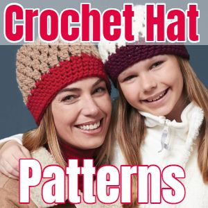 Cute Crochet Hat Patterns