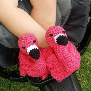 New & Cute Crochet Baby Booties
