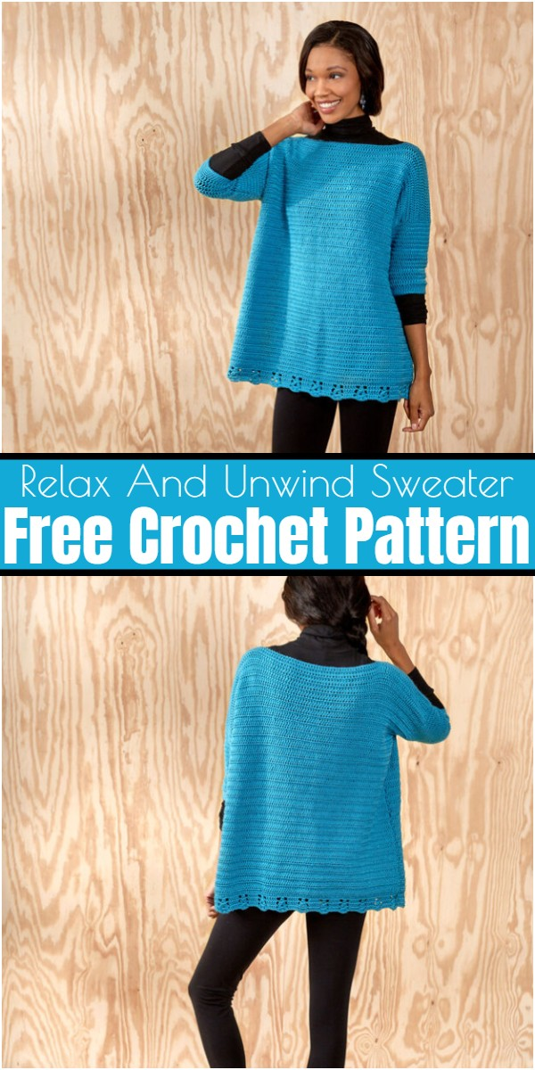 Relax And Unwind Sweater