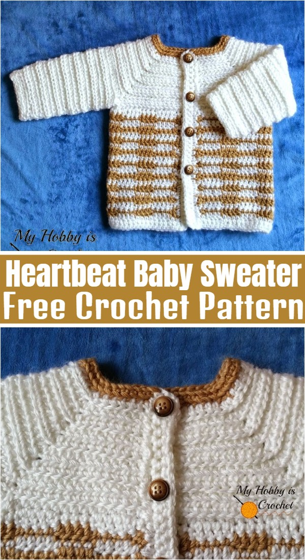 Heartbeat Free  Pattern