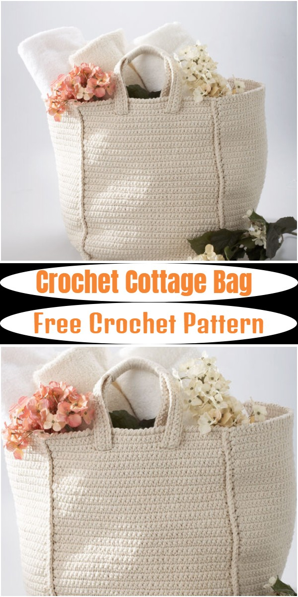 Crochet Cottage Bag
