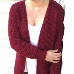 Free Crochet Cardigan Patterns For All The Seasons