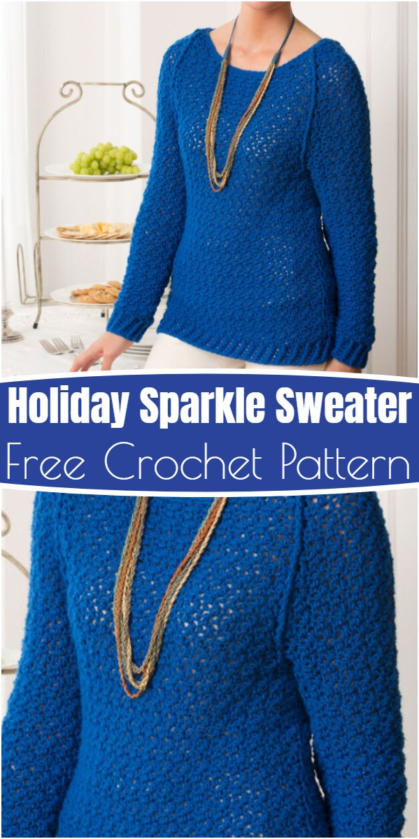 Holiday Sparkle Sweater