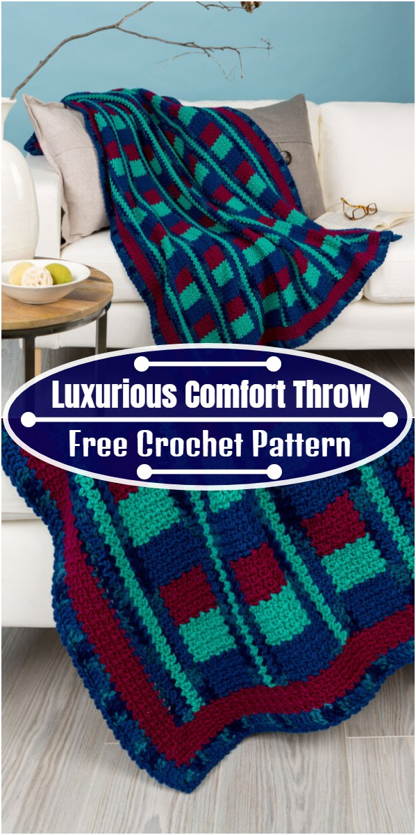 Luxurious Comfort Throw