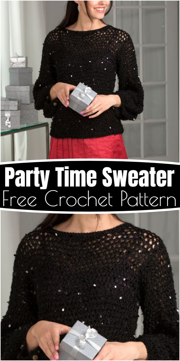 Party Time Sweater