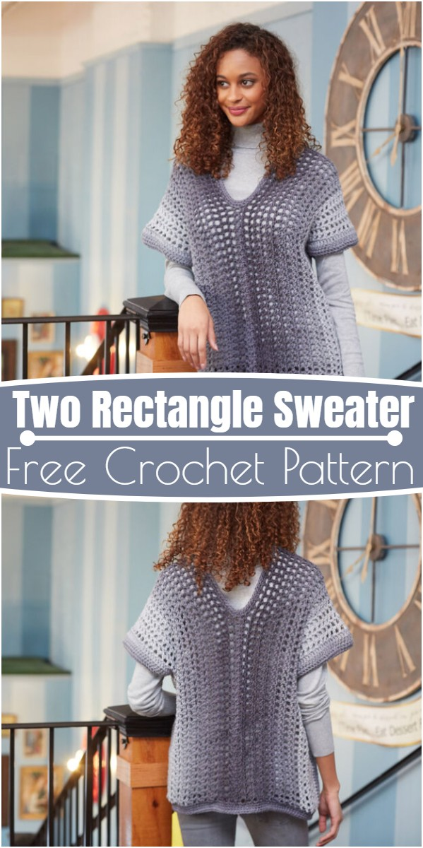Two Rectangle Sweater