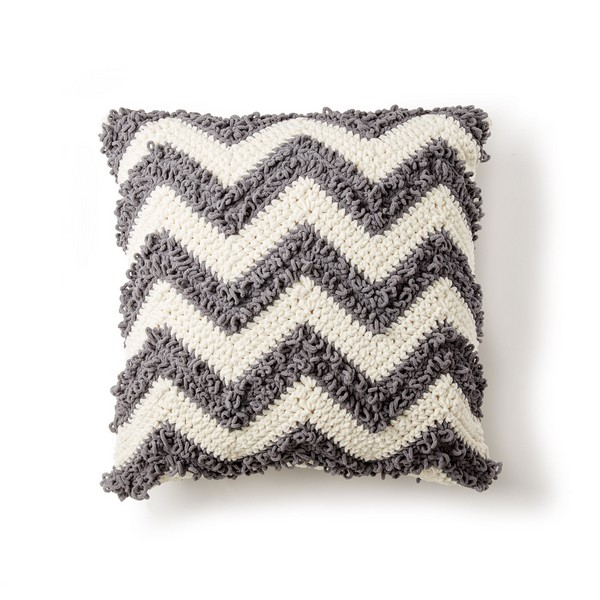 Chevron Crochet Pillow Pattern