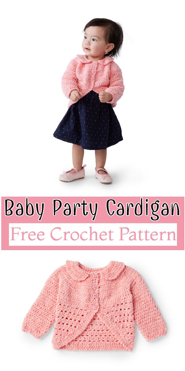 Free Baby Party Pattern
