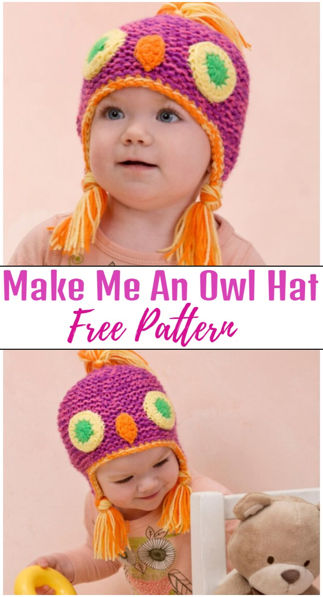 Make Me An Owl Hat