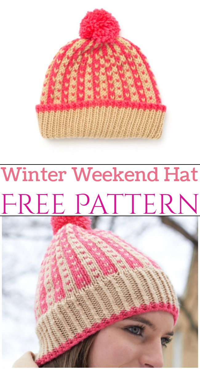 Winter Weekend Hat