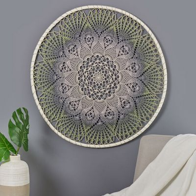Free Crochet Dream Catcher Doily Pattern