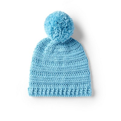 Free Intermediate Crochet Women's Hat