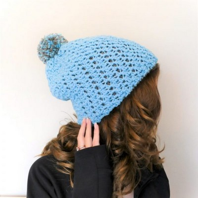 Reversible Double-Thick Beanie