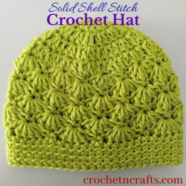 solid-shell-stitch-crochet